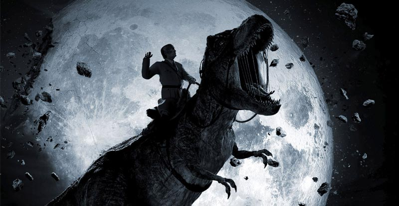 Moon Nazis to return in Iron Sky: The Coming Race