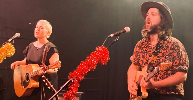 Jordie Lane & Liz Stringer @ Northcote Social Club – live review