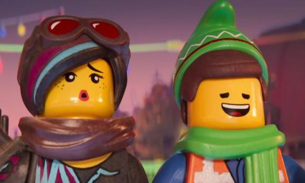 Happy holidays from The LEGO Movie 2