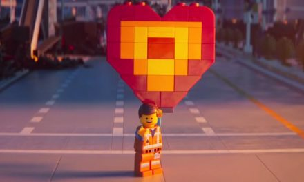 Peace, love and Duplo in The LEGO Movie 2