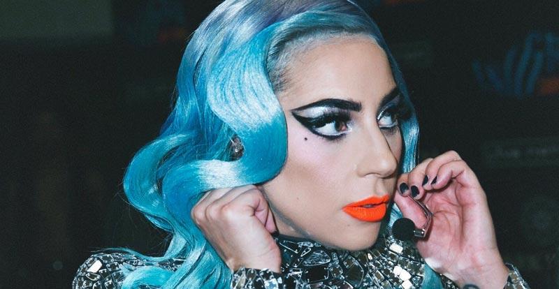 Lady Gaga hits Las Vegas
