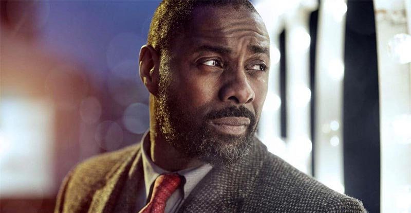 Get ready for a Luther movie