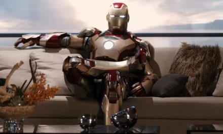 Marvel archives: Iron Man 3 bloopers