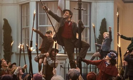 'Trip a Little Light Fantastic' with Mary Poppins Returns