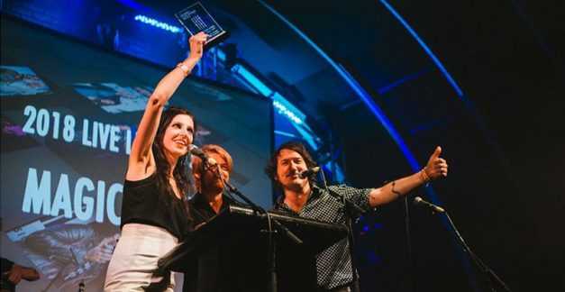 National Live Music Awards winners announced!