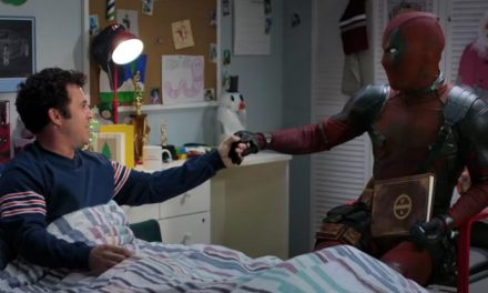 Deadpool loves Nickelback!