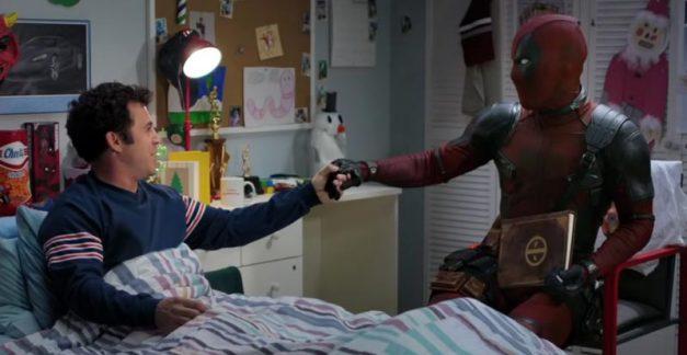 Deadpool loves Nickelback!