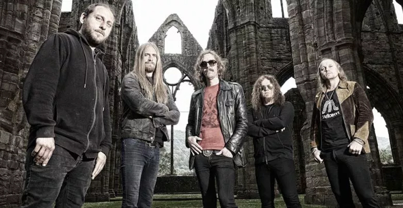Opeth, 'Garden of the Titans: Live at Red Rocks Amphitheatre' review