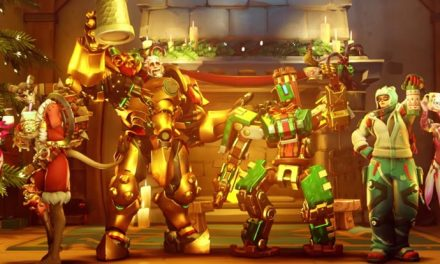 Season's greetings from Overwatch!