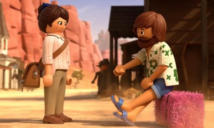 Here it is, the first Playmobil: The Movie teaser