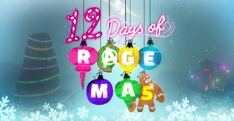 Rage 2 gives us 'The 12 Days of Ragemas'