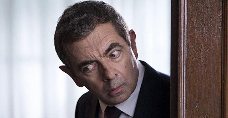 5 of the funniest: Rowan Atkinson