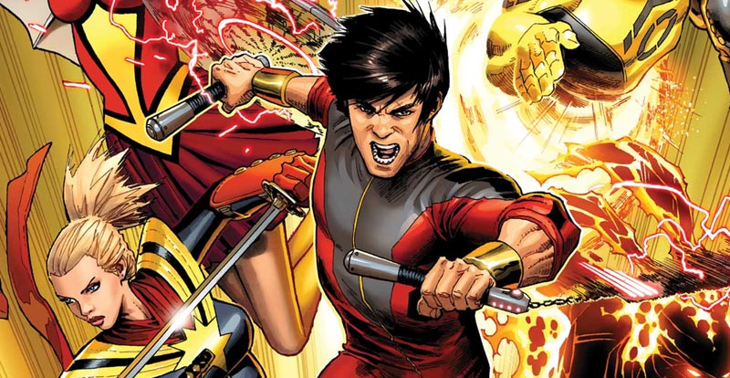 Marvel's Shang-Chi set to join the MCU