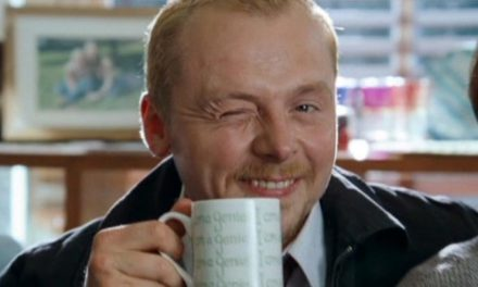 Shaun of the Dead's Pegg and Frost update 'The Plan'