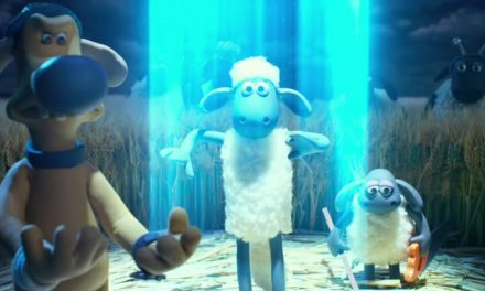 It's Farmageddon with Shaun the Sheep!