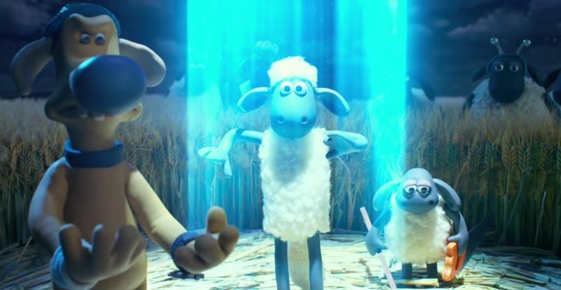 It's Farmageddon with Shaun the Sheep!