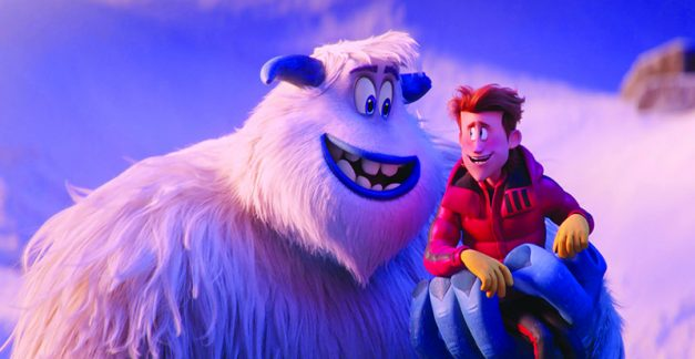 Smallfoot on DVD and Blu-ray December 19