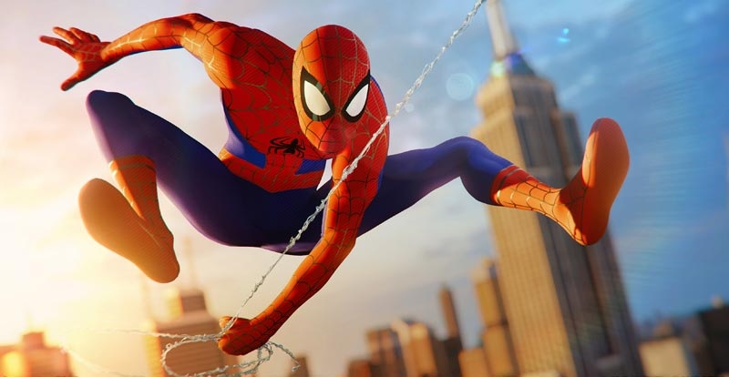 Get your PS4 Spider-Man Silver Lining DLC