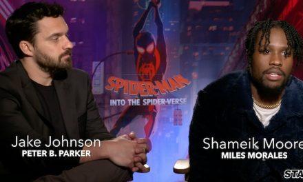 Spider-Man: Into the Spider-Verse | Cast & creator interview