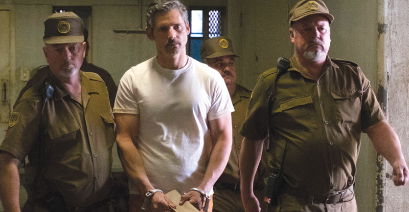 The Forgiven on DVD January 2
