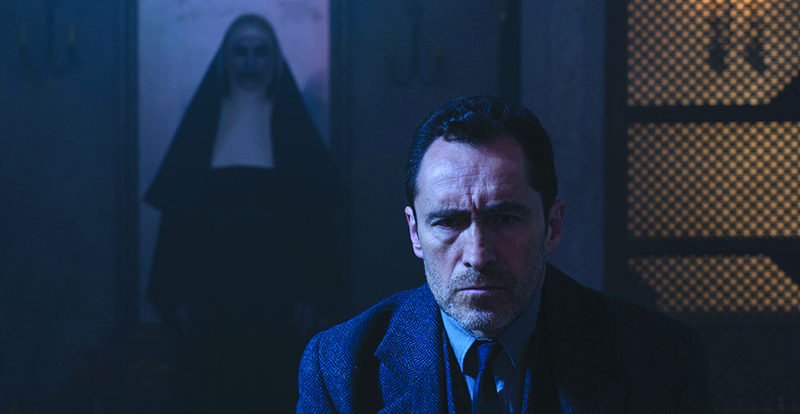 The Nun on DVD and Blu-ray December 19