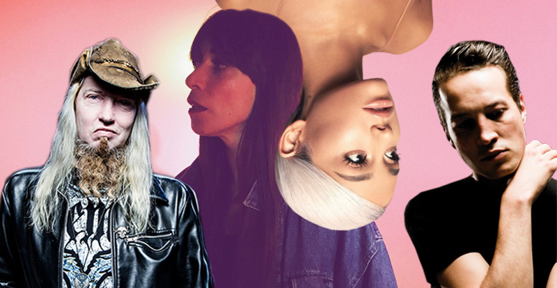 Our music writers' fave albums of 2018