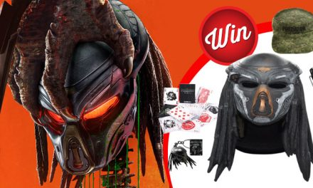 Win one of three epic Predator prize packs