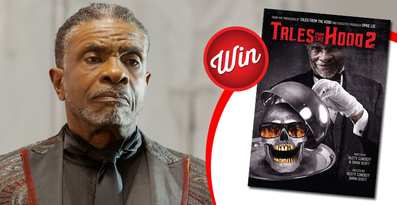Win a signed Tales from the Hood 2 movie poster