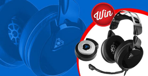 Game like a pro with the new Turtle Beach Elite Pro 2 headphones