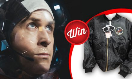 Win one of two First Man jackets