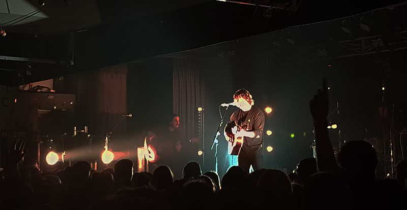 Dean Lewis @ The Croxton Bandroom – live review