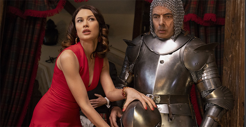 Johnny English Strikes Again on DVD and Blu-ray December 19