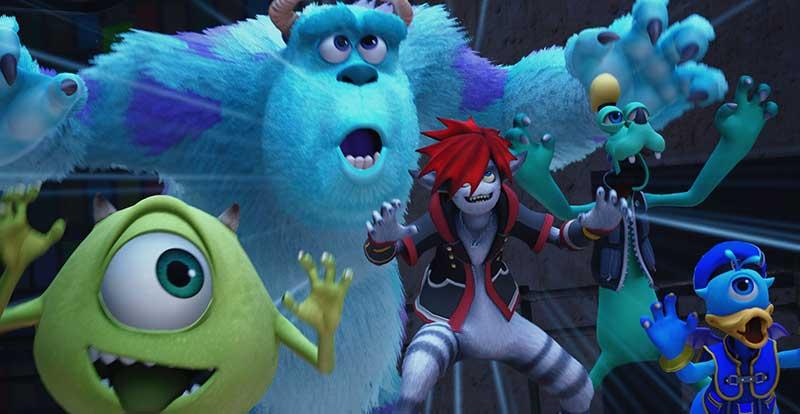 Kingdom Hearts III – preview