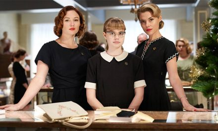 Ladies in Black on DVD and Blu-ray December 19