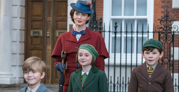 Interview – Mary Poppins Returns