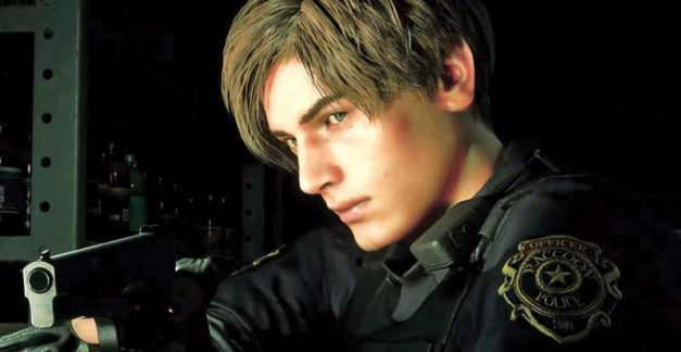 Almost an hour of Resident Evil 2 remastered gameplay