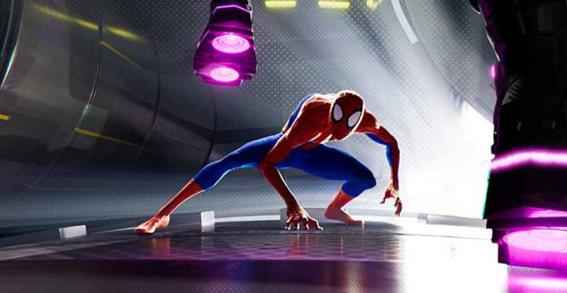 Animators have their say on Spider-Man: Into the Spider-Verse