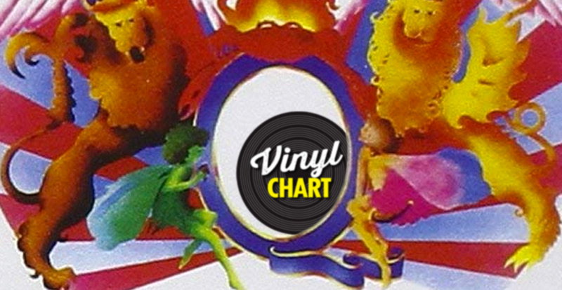 JB's vinyl chart (November 23 – 29, 2018)