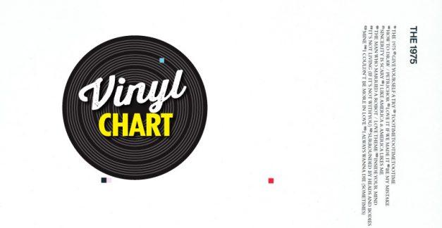 JB's vinyl chart (Nov 30 – Dec 6, 2018)