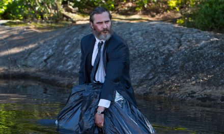 You Were Never Really Here on DVD and Blu-ray December 6