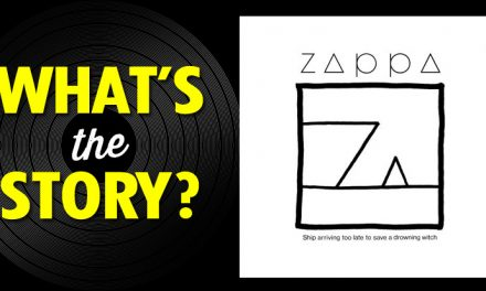 What's the story?: Frank Zappa, 'Ship Arriving Too Late To Save A Drowning Witch' (1982)