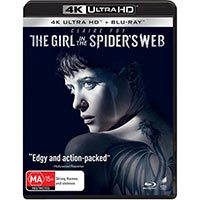 4K February 2019 - The Girl in the Spider's Web