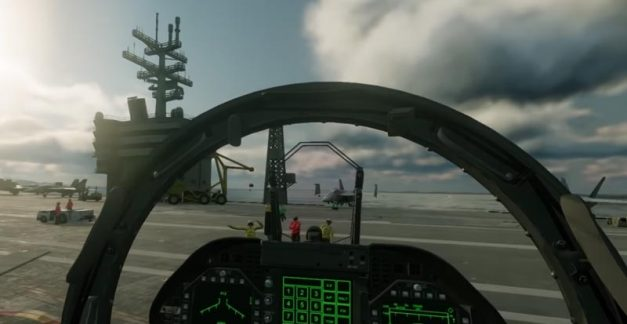 Go Top Gun with Ace Combat 7 and PlayStation VR