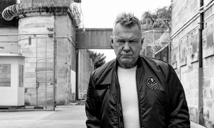 Barnesy's 'My Criminal Record' is released