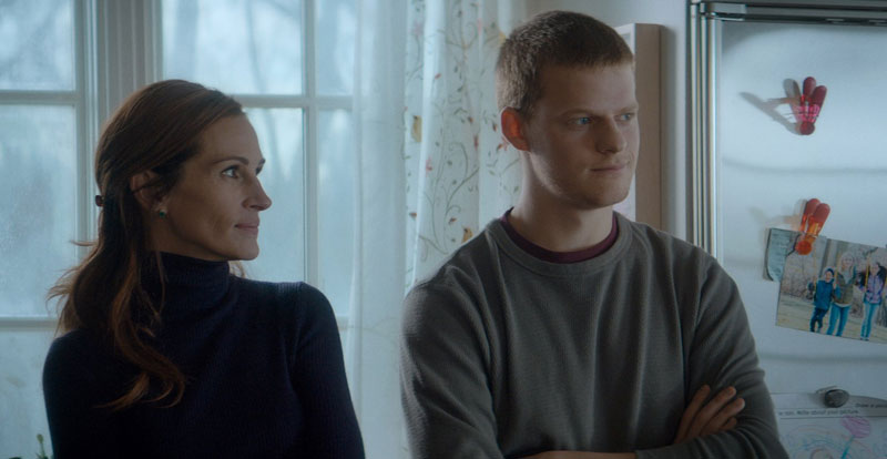Interview with director Peter Hedges and cast – Ben Is Back