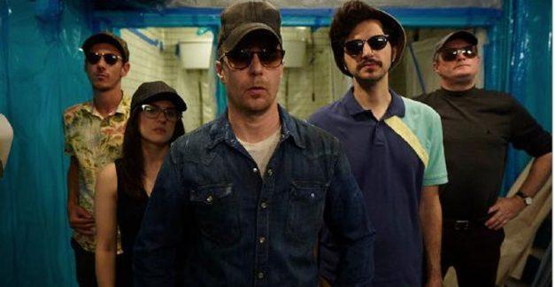 Blue Iguana on DVD February 13