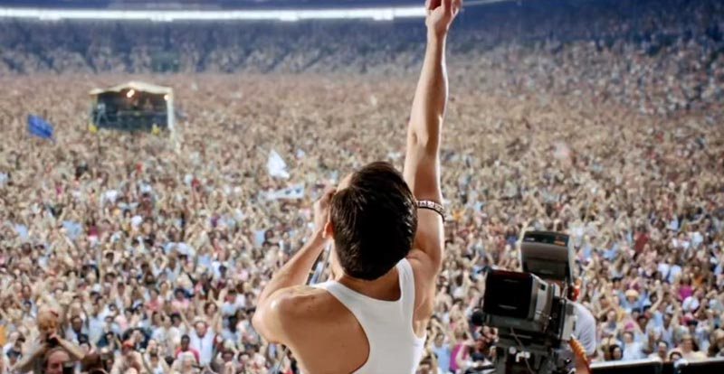 Bohemian Rhapsody to hit home with full Live Aid set