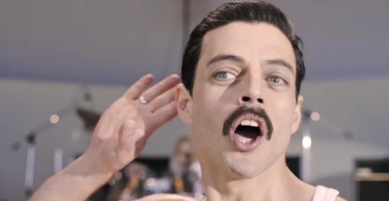 Bohemian Rhapsody: Live Aid side-by-side
