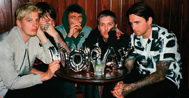 An interview with Oli Sykes (Bring Me The Horizon)