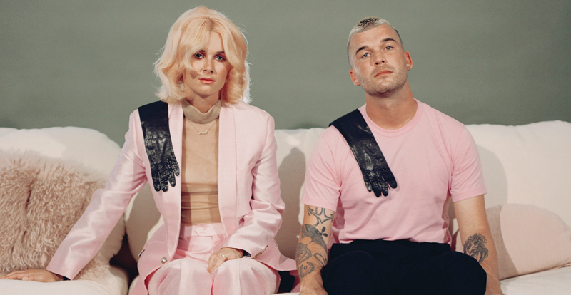 A chat with Georgia Nott from Broods